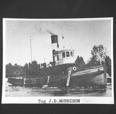 MORRISON J D (1907)