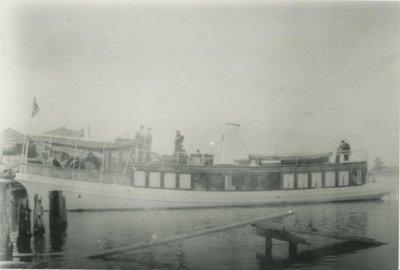 LAURA (1889, Yacht)