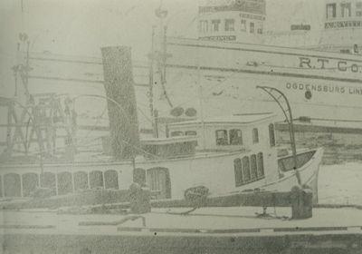 ARGYLE (1891, Tug (Towboat))