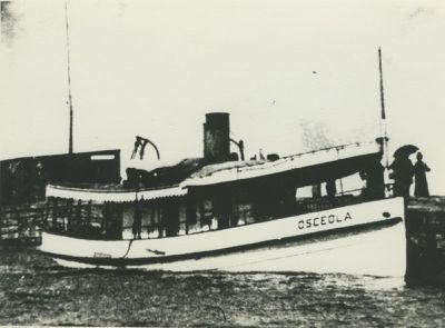 OSCEOLA (1889, Yacht)
