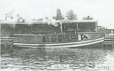 SYLVIA (1902, Tug (Towboat))