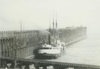 NEWAYGO (1890, Steambarge)