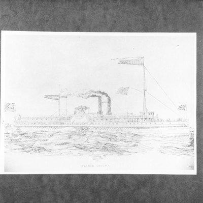 AMERICA (1854)