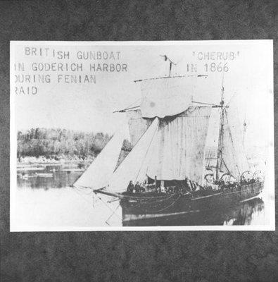 CHERUB HMS (1865)