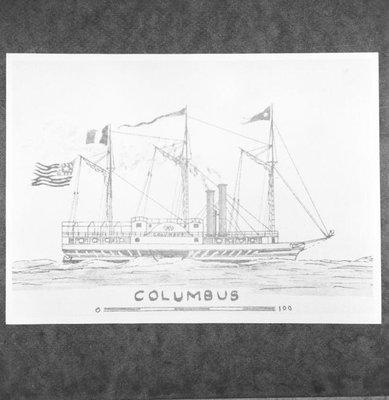 COLUMBUS (1835)