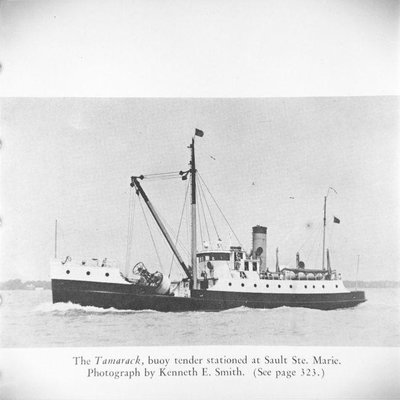 TAMARACK (1934)
