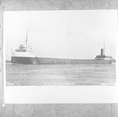 TOMLINSON G A (1909)