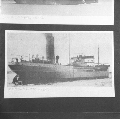 REGINOLITE (1917)