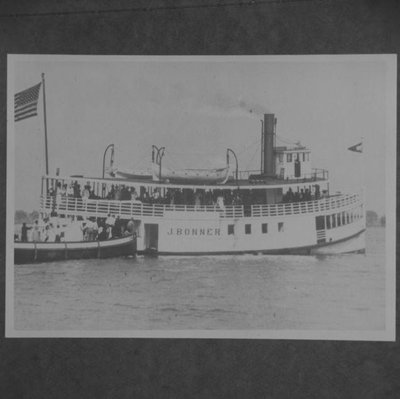 BONNER J (1901)