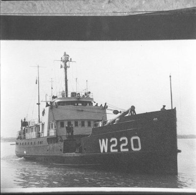 HOLLYHOOK (WAGL-220) (1937)