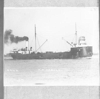 JAQUES C A (1909)