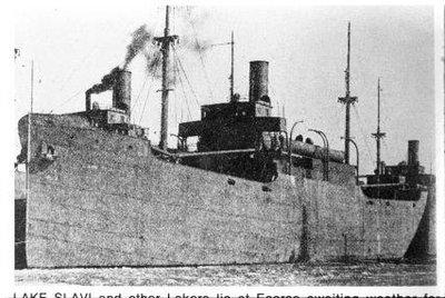 LAKE SLAVI (1919)
