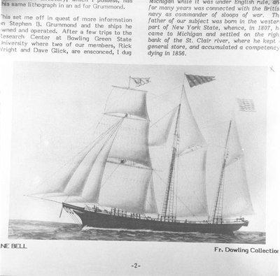 BELL JANE (1862)