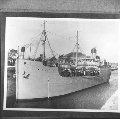 STURGEON BAY (1918)