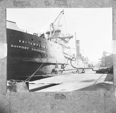 BRITAMOLENE (1932)