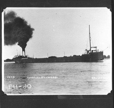 ELLWOOD ISAAC (1900)