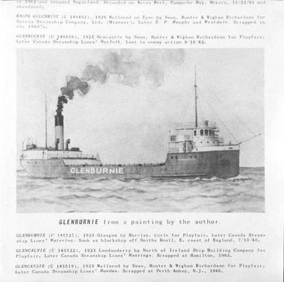 GLENBURNIE (1923)