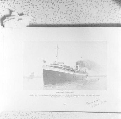 HAMONIC (1909)