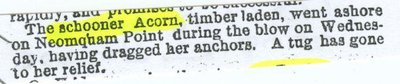 ACORN (1863, Barkentine)