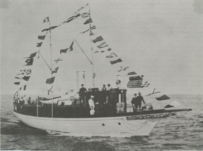 VERNON, JUNIOR (1902, Yacht)