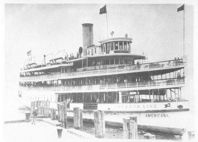 AMERICANA (1908)
