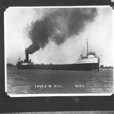 HILL LOUIS W (1917)