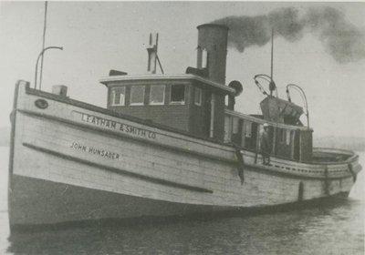 HUNSADER, JOHN (1910, Tug (Towboat))