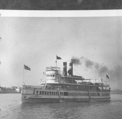 THOUSAND ISLANDER (1912)
