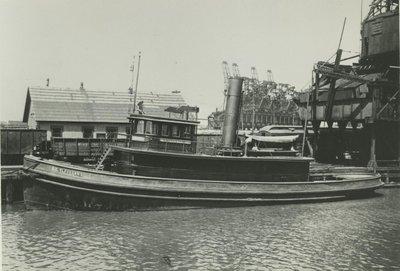 RUTTER, J. H. (1884, Tug (Towboat))