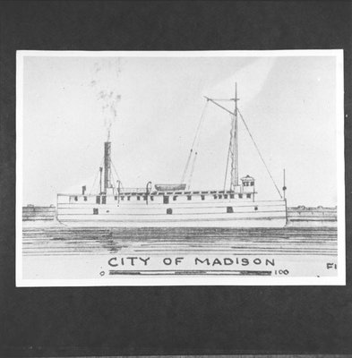 CITY OF MADISON (1857)