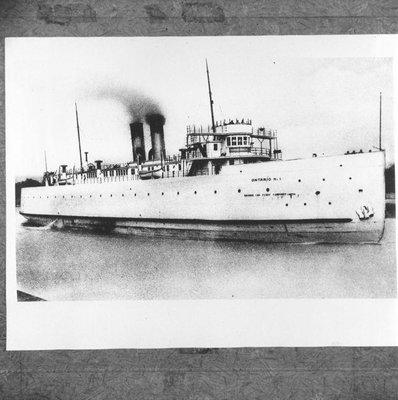 ONTARIO NO 1 (1907)