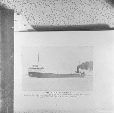 MILLER LEONARD B (1910)