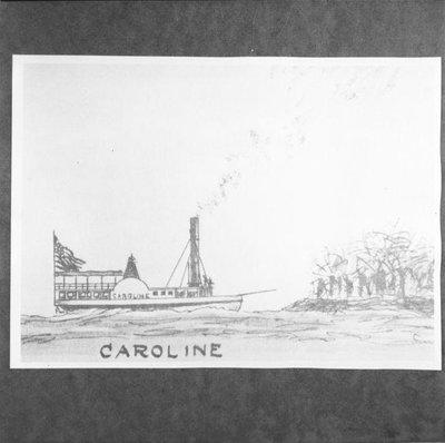 CAROLINE (1822)
