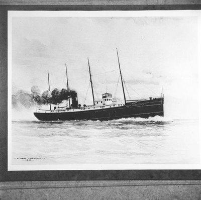 CAYUGA (1889)