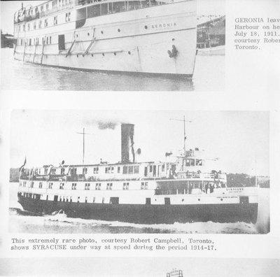 GERONIA (1911)