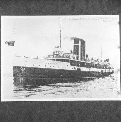 TURBINIA (1904)