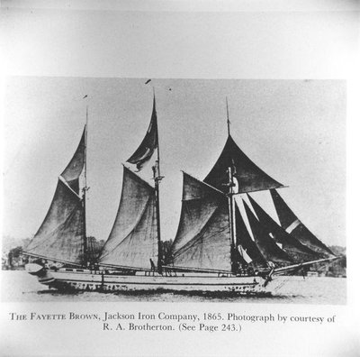 BROWN FAYETTE (1868)