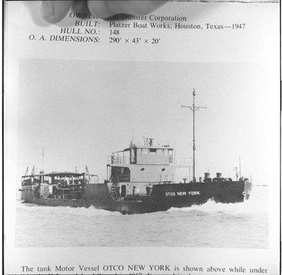 OTCO NEW YORK (1947)