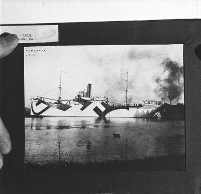 LAKE DYMER (1918)