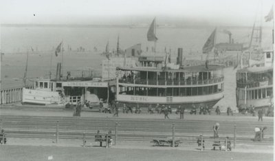 ROMEO (1889, Excursion Vessel)