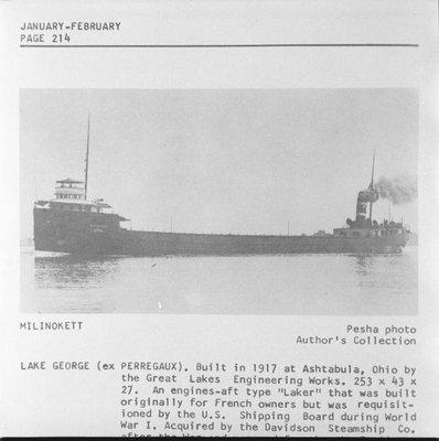 MILINOKETT (1907)