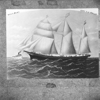 BURT WELLS (1873)