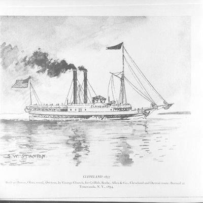 CLEVELAND (1837)