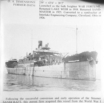 LAKE WEIR (1918)