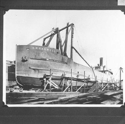 CADWELL C W (1911)