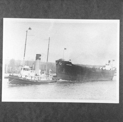 LAKE INAHA (1919)