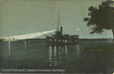 ST. LAWRENCE (1884, Steamer)