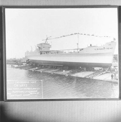 YO-047 (USSCASSINGHEAD) (1942)