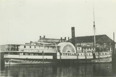 SUNBEAM (1861, Steamer)
