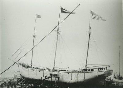 ALVERSON, HOMER D. (1885, Schooner)